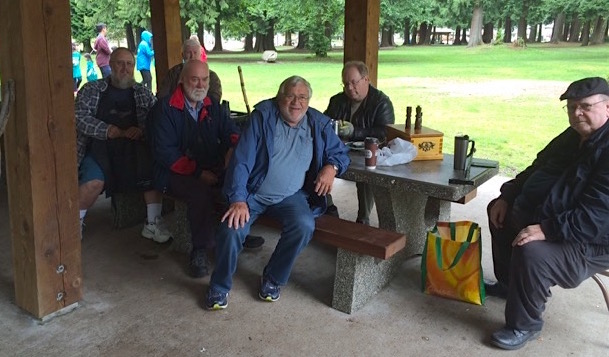 Men's Shed Meeting